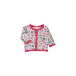 Bluzy niemowlęce: NAME IT Girls Bluza dla wcześniaka NITWANT paradise pink