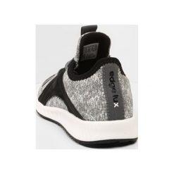 Buty damskie: adidas Performance EDGE LUX 2  Obuwie do biegania treningowe grey/black/white