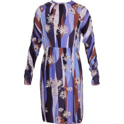 Sukienki hiszpanki: Bruuns Bazaar FLORA WRINKLE Sukienka letnia blue