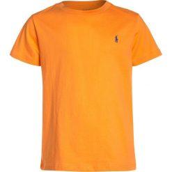 Polo Ralph Lauren Tshirt basic thai orange. Brązowe t-shirty chłopięce Polo Ralph Lauren, z bawełny. Za 359,00 zł.