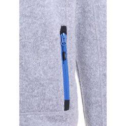CMP BOY JACKET Kurtka z polaru anthracite/blue. Szare kurtki chłopięce przeciwdeszczowe CMP, z materiału. Za 149,00 zł.