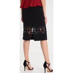 Spódniczki ołówkowe: Topshop Spódnica ołówkowa  black