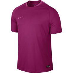 Nike Koszulka męska Flash Training różowa r. S (688372 607). Fioletowe koszulki sportowe męskie marki KIPSTA, m, z elastanu, z długim rękawem, na fitness i siłownię. Za 100,00 zł.