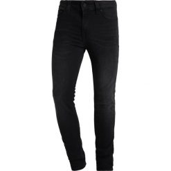 Only & Sons ONSWARP Jeansy Slim Fit black. Brązowe jeansy męskie marki Only & Sons, l, z poliesteru. Za 169,00 zł.