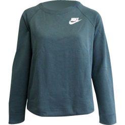 Topy sportowe damskie: Nike Koszulka damska W NSW AV15 CRW niebiesa r. XS  (853945 374)