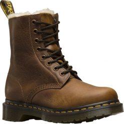 Dr. Martens 1460 Serena  23912243. Czarne buty trekkingowe damskie marki Timberland, na zimę. W wyprzedaży za 599,99 zł.