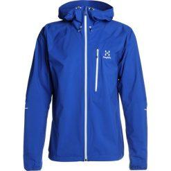 Haglöfs L.I.M III JACKET MEN  Kurtka hardshell cobalt blue. Niebieskie kurtki trekkingowe męskie Haglöfs, l, z hardshellu. W wyprzedaży za 734,30 zł.