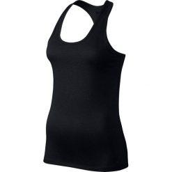 Nike Koszulka damska NK Dry Tank Balance czarna r. M (648567 010). Czarne t-shirty damskie Nike, m. Za 65,00 zł.