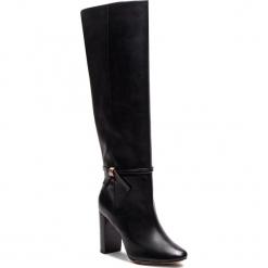 Kozaki TED BAKER - Linaey 9-17781 Black. Czarne buty zimowe damskie marki Ted Baker, z materiału. Za 1579,00 zł.
