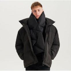 Pikowana kurtka ReDesign - Czarny. Czarne kurtki męskie pikowane marki Reserved, l. Za 299,99 zł.