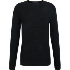 Swetry męskie: Finshley & Harding – Sweter męski, czarny
