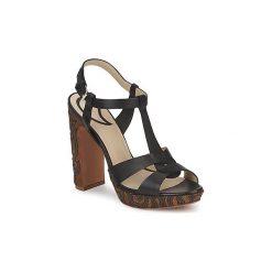 Sandały Etro  NU-PIEDS 3763. Czarne sandały trekkingowe damskie Etro. Za 2287,20 zł.