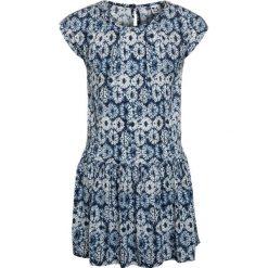 Sukienki dziewczęce letnie: 3 Pommes KID SUMMER BLUES DRESS SHORT SLEEVES Sukienka letnia indigo
