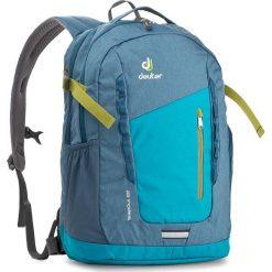 Plecak DEUTER - Stepout 22 3810415-3325-0 Petrol/Arctic 3325. Niebieskie plecaki męskie Deuter, sportowe. W wyprzedaży za 269,00 zł.