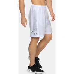 Odzież sportowa męska: Under Armour Spodenki męskie Woven Graphic Short białe r. M (1309651-100)