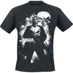 T-shirty męskie z nadrukiem: The Punisher The Truth T-Shirt czarny