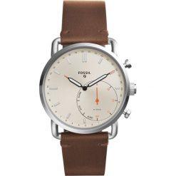Fossil Q COMMUTER Zegarek braun. Brązowe, analogowe zegarki męskie Fossil Q. Za 759,00 zł.
