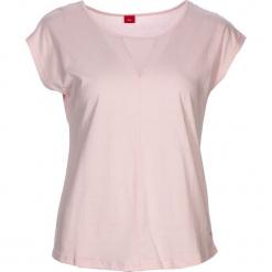 """Koszulka piżamowa """"Flower Dreams"""" w kolorze jasnoróżowym. Białe koszule nocne i halki marki LASCANA, w koronkowe wzory, z koronki. W wyprzedaży za 45,95 zł."""