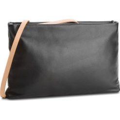 Listonoszki damskie: Torebka CLARKS - Tara Shine 261320830  Black Leather