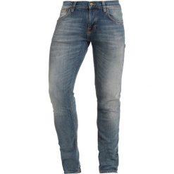 Nudie Jeans TIGHT TERRY Jeans Skinny Fit strikey pale. Czarne rurki męskie marki Criminal Damage. Za 579,00 zł.