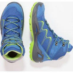 Lowa INNOX GTX MID JUNIOR Buty trekkingowe blau/limone. Niebieskie buty trekkingowe chłopięce marki CMP, z materiału. Za 429,00 zł.