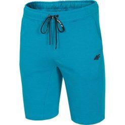 Spodenki sportowe męskie: Spodenki dresowe męskie SKMD300 - jasny niebieski