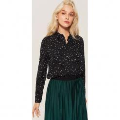 Koszula z wiskozy - Wielobarwn. Czarne koszule damskie House, l, z wiskozy. Za 59,99 zł.