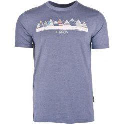 ELBRUS Koszulka męska BERGE navy melange r. S. Niebieskie koszulki sportowe męskie marki ELBRUS, m. Za 35,24 zł.