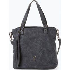 Suri Frey - Damska torebka na ramię, niebieski. Niebieskie torebki klasyczne damskie SURI FREY, w paski. Za 279,95 zł.