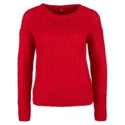 Swetry damskie: S.Oliver Sweter Damski, 40, Czerwony