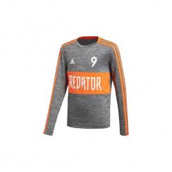 T-shirty z długim rękawem Dziecko adidas  Koszulka Predator. Szare t-shirty chłopięce z długim rękawem Adidas. Za 129,00 zł.