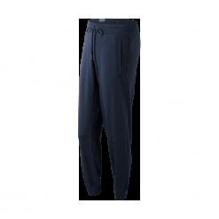New Balance WP63553NV. Czarne spodnie dresowe damskie marki KIPSTA, l, z bawełny, na fitness i siłownię. W wyprzedaży za 99,99 zł.
