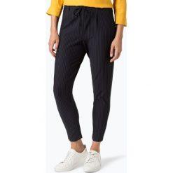 ONLY - Spodnie damskie – Poptrash Classic, niebieski. Czarne bryczesy damskie marki ONLY, l, z materiału, z kapturem. Za 179,95 zł.