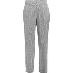 Piżamy damskie: ASCENO MONOCHROME GEO BOTTOM Spodnie od piżamy white/black