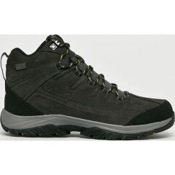 Columbia - Buty. Czarne buty trekkingowe męskie Columbia. Za 569,90 zł.