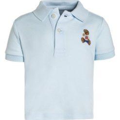 Polo Ralph Lauren BABY Koszulka polo beryl blue. Niebieskie t-shirty chłopięce Polo Ralph Lauren, z bawełny, polo. Za 229,00 zł.