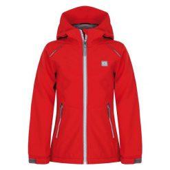 Loap Kurtka Softshell Dziewczęca Cyrus 134/140 Czerwona. Czerwone kurtki dziewczęce przeciwdeszczowe Loap, z softshellu. Za 99,00 zł.