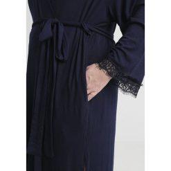 Szlafroki kimona damskie: Evans SHORT ROBE Szlafrok black