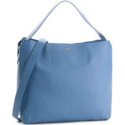 Torebka FURLA - Capriccio 961739 B BHE6 QUB Genziana e. Niebieskie torebki klasyczne damskie Furla, ze skóry. Za 1610,00 zł.