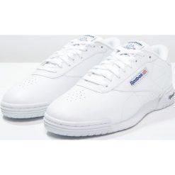 Reebok Classic EXOFIT  Tenisówki i Trampki white/royal blue. Białe tenisówki damskie marki Reebok Classic. Za 329,00 zł.