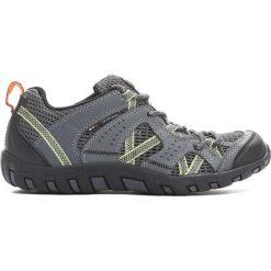 Szaro-Zielone Buty Sportowe Only Emotion. Szare buty sportowe chłopięce Born2be, z materiału, z okrągłym noskiem, na sznurówki. Za 24,99 zł.