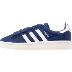 Adidas Originals CAMPUS Tenisówki i Trampki dark blue/white. Niebieskie tenisówki męskie marki adidas Originals, z materiału. W wyprzedaży za 201,75 zł.