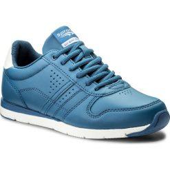 Sneakersy SPRANDI - WP07-17091-01 Granatowy. Niebieskie trampki chłopięce marki Sprandi, z materiału, na sznurówki. Za 99,99 zł.