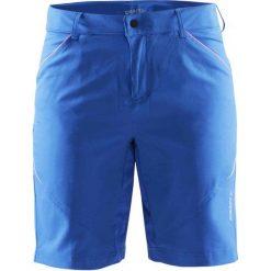 Craft Spodenki Rowerowe Free W Blue M. Niebieskie spodenki sportowe męskie marki Oakley, na lato, z bawełny, eleganckie. W wyprzedaży za 229,00 zł.