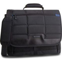 Torba na laptopa WITTCHEN - 87-3P-116-1 Czarny. Czarne torby na laptopa Wittchen, z materiału. Za 349,00 zł.