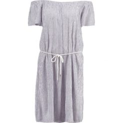 Sukienki hiszpanki: Freequent SANNA  Sukienka letnia white/navy blazer