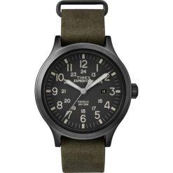 Timex - Zegarek TW4B06700. Czarne zegarki męskie marki Fossil, szklane. W wyprzedaży za 269,90 zł.