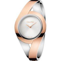 ZEGAREK CALVIN KLEIN Sensual K8E2M1Z6. Brązowe zegarki damskie marki Calvin Klein, szklane. Za 1489,00 zł.