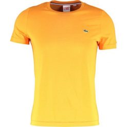 T-shirty męskie: Lacoste LIVE Tshirt basic lantern orange