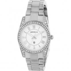 Zegarek kwarcowy w kolorze srebrno-białym. Szare, analogowe zegarki damskie Esprit Watches, ze stali. W wyprzedaży za 227,95 zł.